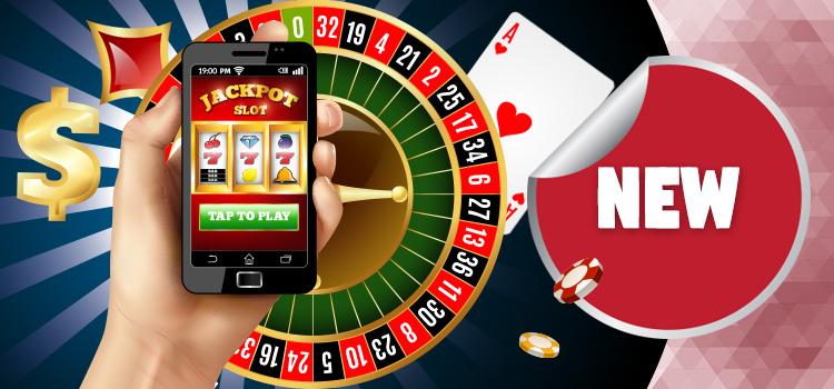 Нови казино игри
